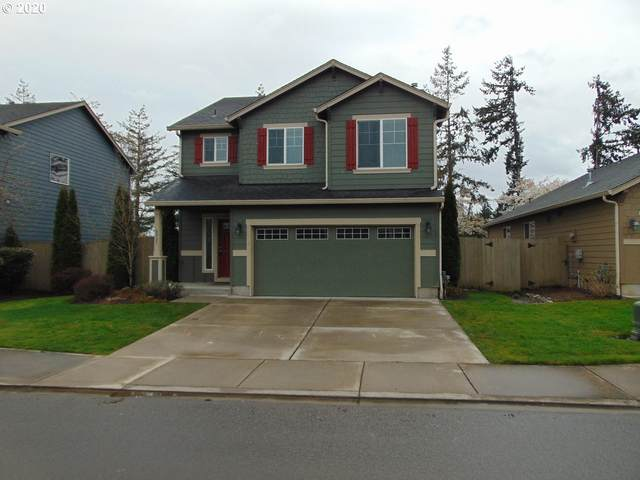 6925 NE 104TH Way, Vancouver, WA 98686 (MLS #20508759) :: Next Home Realty Connection