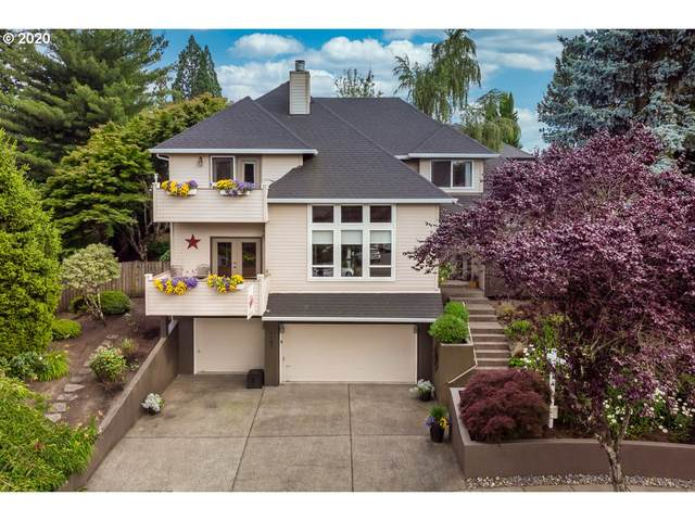 4195 Rosepark Dr, West Linn, OR 97068 (MLS #20509130) :: Townsend Jarvis Group Real Estate