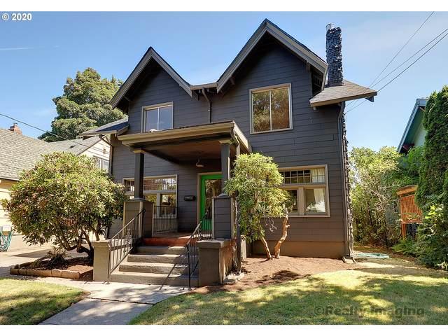 1604 NE 48TH Ave, Portland, OR 97213 (MLS #20509431) :: Holdhusen Real Estate Group