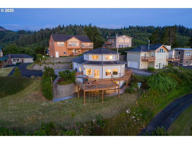 47180 Hillcrest Dr, Neskowin, OR 97149 (MLS #20509700) :: The Liu Group
