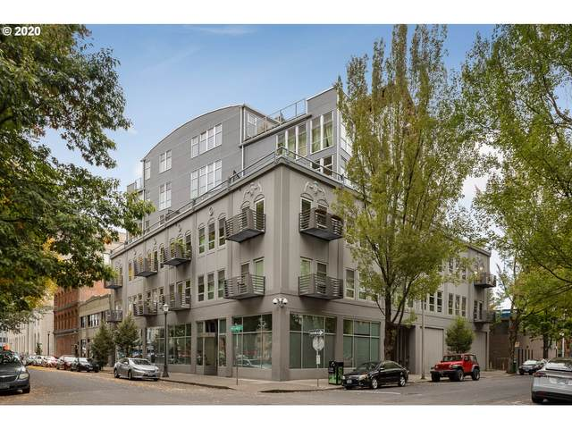 725 NW Flanders St #403, Portland, OR 97209 (MLS #20510027) :: Brantley Christianson Real Estate