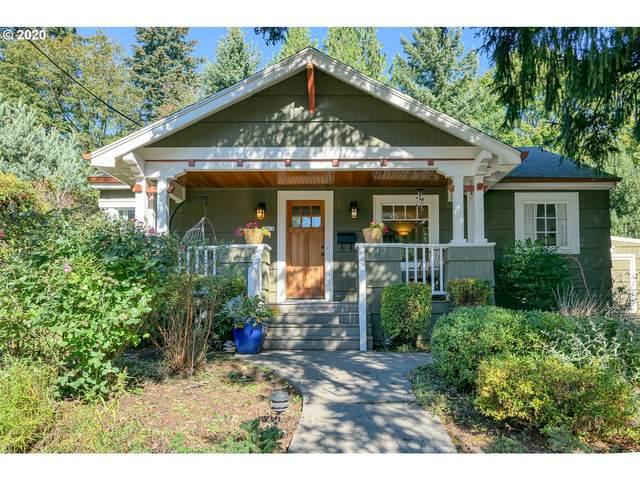 2615 SW Custer St, Portland, OR 97219 (MLS #20510147) :: Stellar Realty Northwest