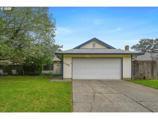 1105 SE 144TH Ct, Vancouver, WA 98683 (MLS #20510889) :: Holdhusen Real Estate Group