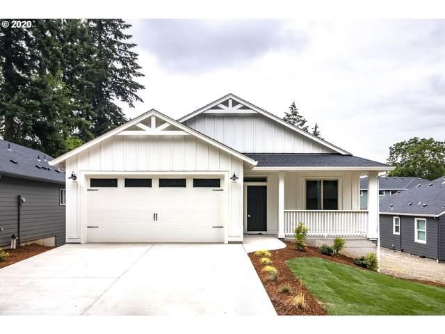 2511 NE 59TH St, Vancouver, WA 98663 (MLS #20510906) :: Fox Real Estate Group