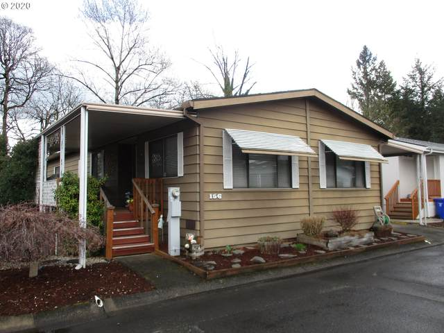 13640 SE Highway 212 #156, Clackamas, OR 97015 (MLS #20510943) :: The Liu Group