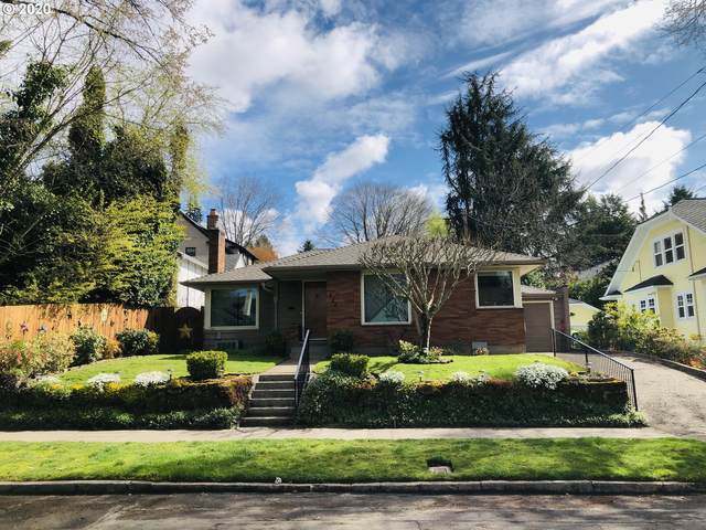 430 SE 33RD Ave, Portland, OR 97214 (MLS #20511253) :: Premiere Property Group LLC