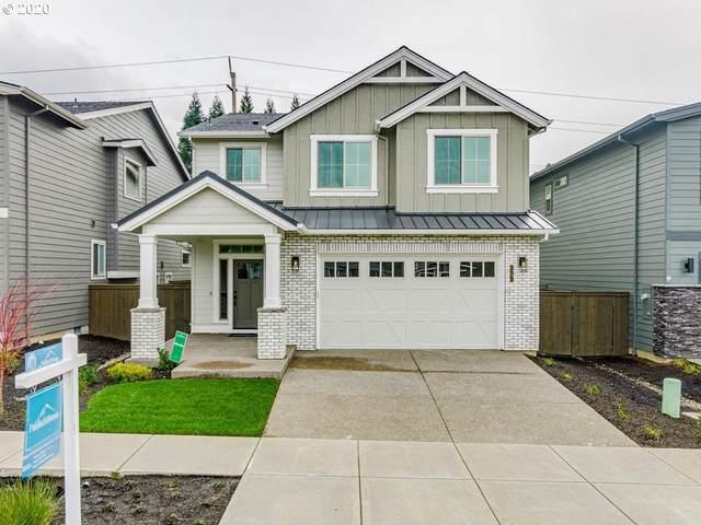 7244 SW Chestnut Ln, Wilsonville, OR 97070 (MLS #20512228) :: McKillion Real Estate Group