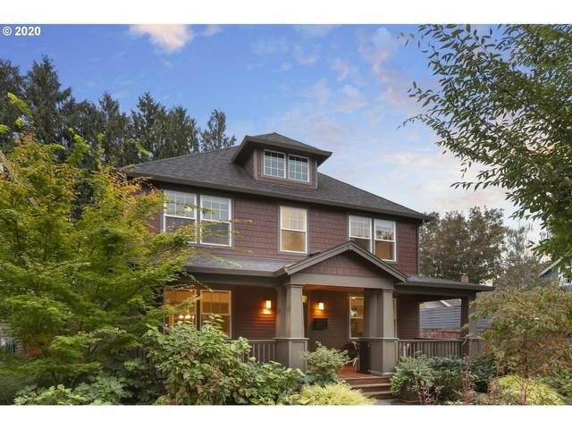 4130 SE Taggart St, Portland, OR 97202 (MLS #20512520) :: Duncan Real Estate Group