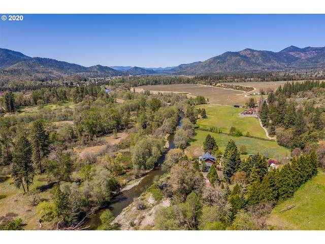 14921 North Applegate Rd, Grants Pass, OR 97527 (MLS #20513065) :: Gustavo Group