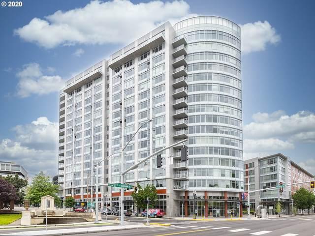 1926 W Burnside St #406, Portland, OR 97209 (MLS #20513522) :: Holdhusen Real Estate Group