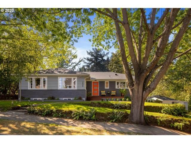 3808 SE Reedway St, Portland, OR 97202 (MLS #20513920) :: Fox Real Estate Group