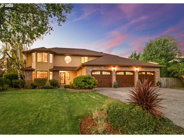 16604 SE Fisher Dr, Vancouver, WA 98683 (MLS #20514129) :: Stellar Realty Northwest