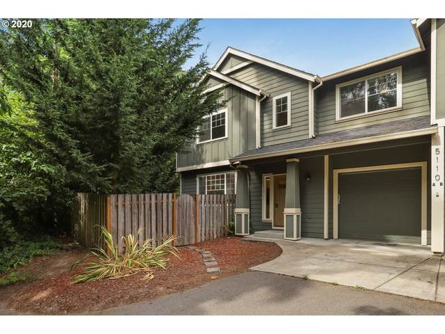5110 SW 49TH Dr, Portland, OR 97221 (MLS #20514455) :: Fox Real Estate Group
