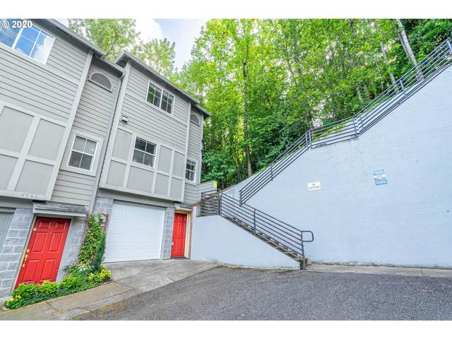 4950 SW 1ST Ave, Portland, OR 97239 (MLS #20514497) :: Fox Real Estate Group