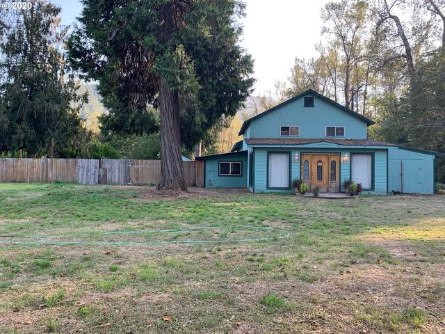 76439 Mcatee Ln, Oakridge, OR 97463 (MLS #20514512) :: Townsend Jarvis Group Real Estate