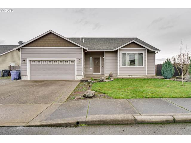 1041 Coho St, Molalla, OR 97038 (MLS #20514696) :: Townsend Jarvis Group Real Estate