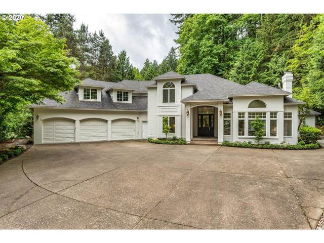 1511 SW Radcliffe Ct, Portland, OR 97219 (MLS #20514933) :: Fox Real Estate Group