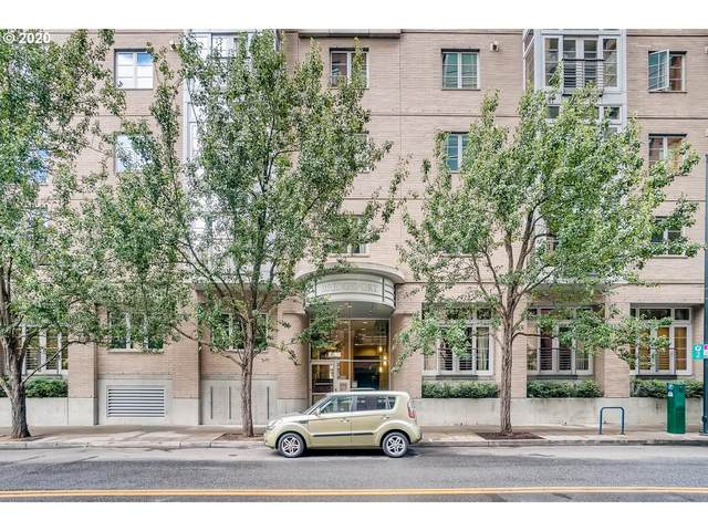1130 NW 12TH Ave #404, Portland, OR 97209 (MLS #20514992) :: McKillion Real Estate Group
