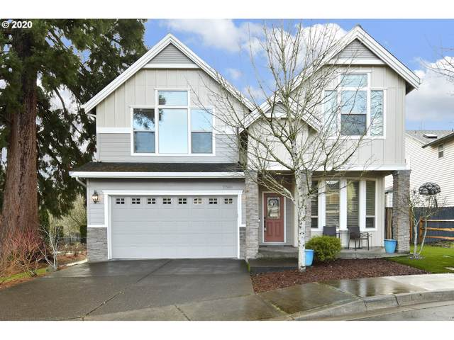 17560 SW Keystone Ct, Beaverton, OR 97007 (MLS #20515283) :: Next Home Realty Connection