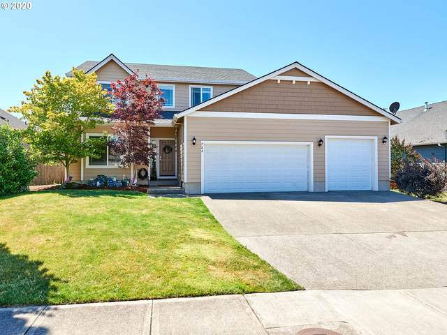 782 Meadowlawn Pl, Molalla, OR 97038 (MLS #20515460) :: Holdhusen Real Estate Group