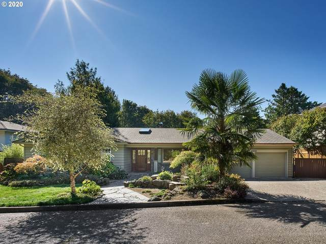 6100 SW Madison Ct, Portland, OR 97221 (MLS #20515492) :: Coho Realty