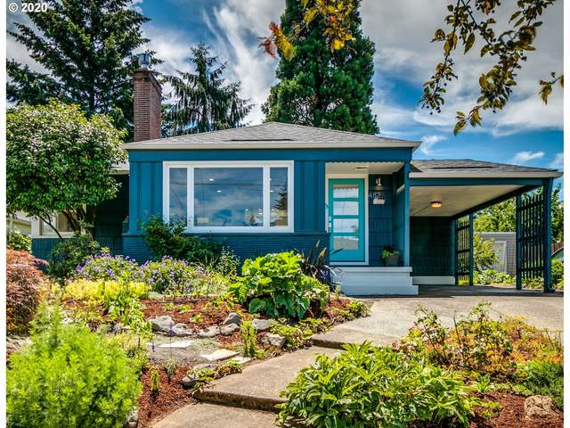 4826 NE Mason St, Portland, OR 97218 (MLS #20516291) :: Townsend Jarvis Group Real Estate