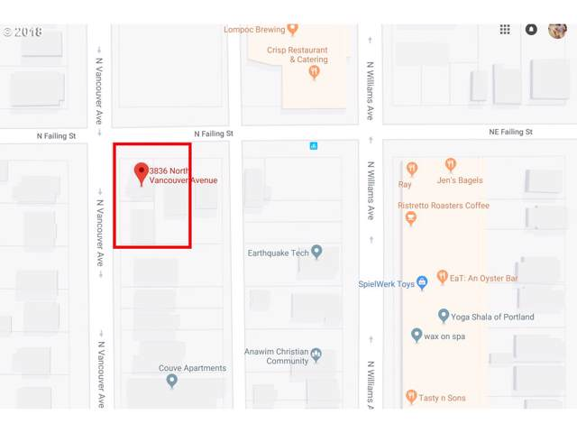 3836 N Vancouver Ave, Portland, OR 97227 (MLS #20516774) :: Fox Real Estate Group