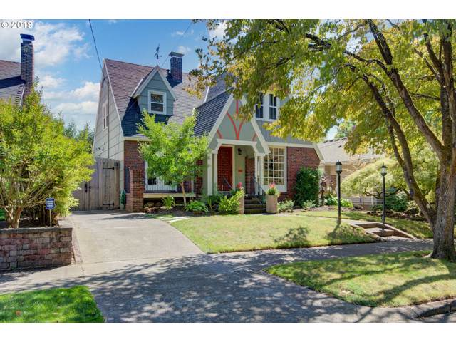 912 NE Hazelfern Pl, Portland, OR 97232 (MLS #20516967) :: Next Home Realty Connection