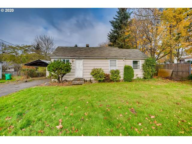 4803 SW Dickinson St, Portland, OR 97219 (MLS #20517380) :: Beach Loop Realty