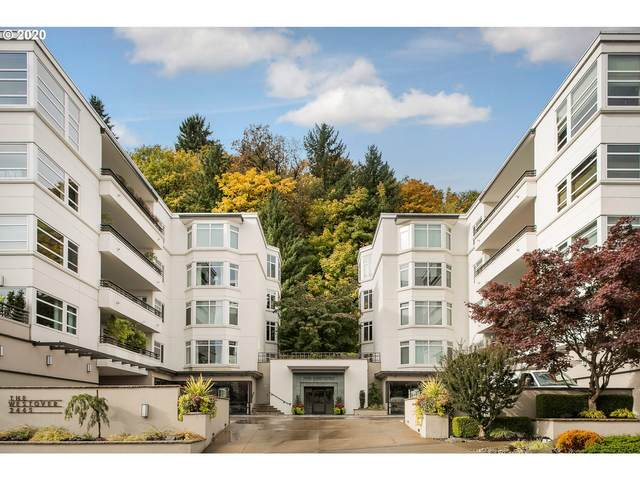 2445 NW Westover Rd #209, Portland, OR 97210 (MLS #20517514) :: Change Realty