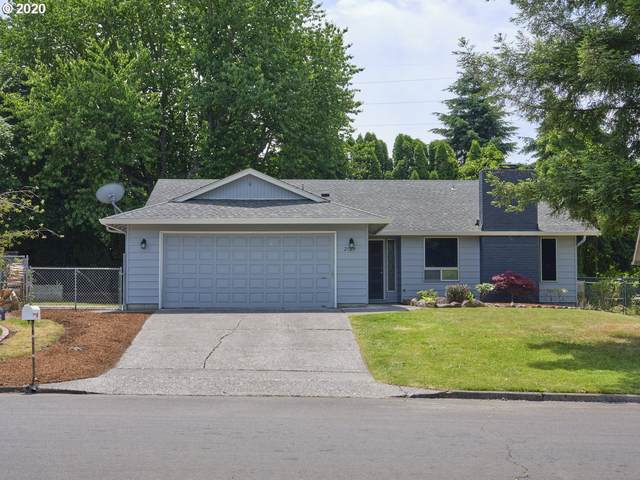 2709 NW 100th St, Vancouver, WA 98685 (MLS #20517772) :: Next Home Realty Connection