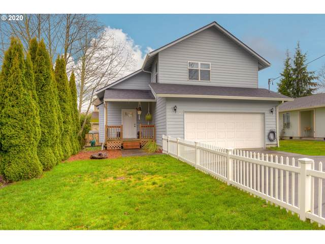 1545 7th St, Astoria, OR 97103 (MLS #20517848) :: Song Real Estate