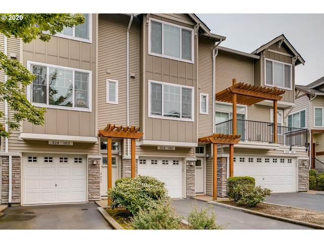 824 NW 118TH Ave #103, Portland, OR 97229 (MLS #20519386) :: Change Realty
