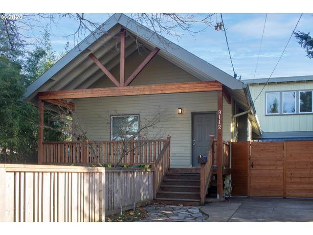 9112 N Tyler Ave, Portland, OR 97203 (MLS #20519598) :: Soul Property Group