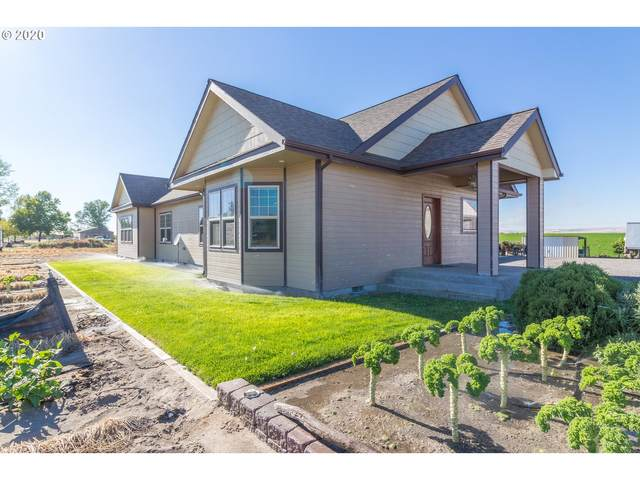 81280 Blue Bucket Ln, Hermiston, OR 97838 (MLS #20519601) :: Beach Loop Realty