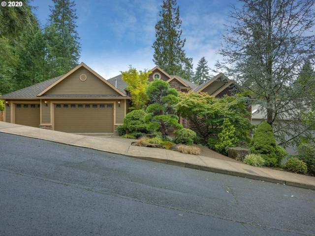 5110 Firwood Dr, West Linn, OR 97068 (MLS #20519677) :: Lux Properties