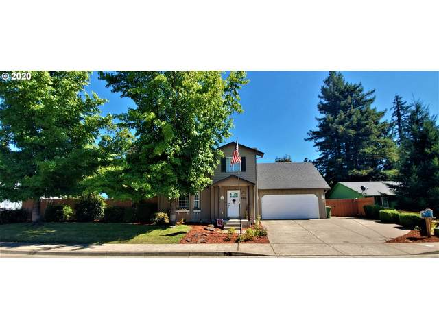 440 Kalapuya Ct, Cottage Grove, OR 97424 (MLS #20519852) :: Lux Properties