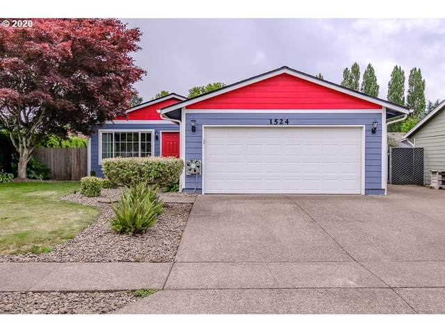 1524 Melissa Ct, Stayton, OR 97383 (MLS #20519990) :: The Liu Group