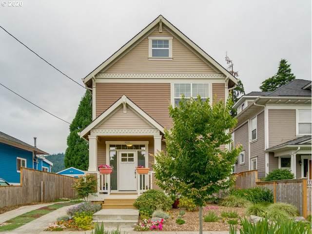 9226 N Syracuse St, Portland, OR 97203 (MLS #20520120) :: Holdhusen Real Estate Group
