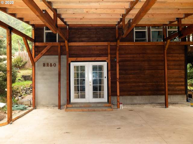 2250 NW Alder St, Coquille, OR 97423 (MLS #20520162) :: Gustavo Group