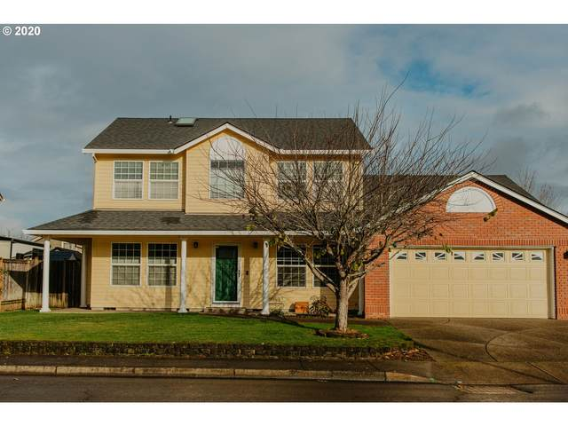 432 SE 8TH Ave, Canby, OR 97013 (MLS #20520233) :: The Liu Group