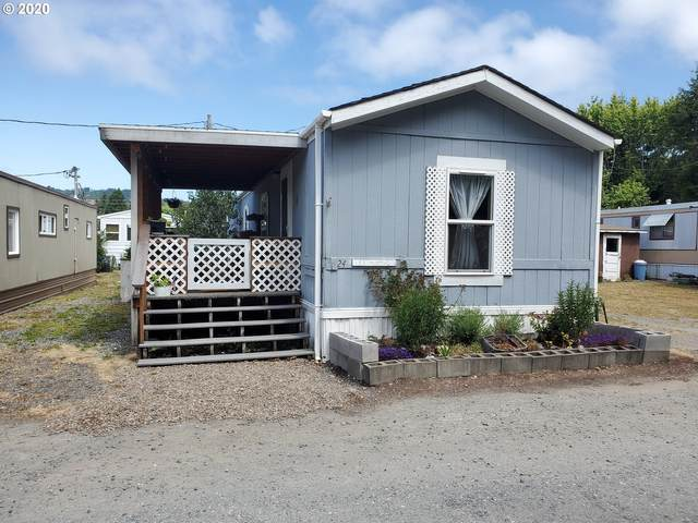 95706 Jerrys Flat Rd #24, Gold Beach, OR 97444 (MLS #20520280) :: Beach Loop Realty