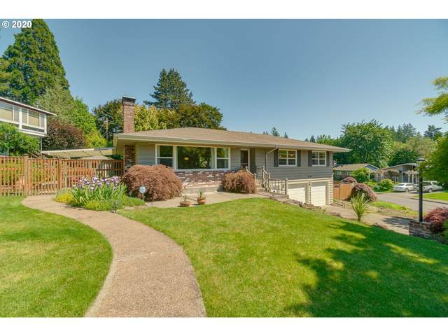 5482 SW Dover Ln, Portland, OR 97225 (MLS #20520502) :: Change Realty