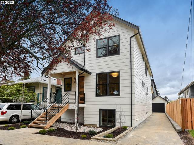 1801 SE 51ST Ave, Portland, OR 97215 (MLS #20521120) :: The Liu Group