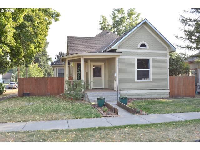 1406 O Ave, La Grande, OR 97850 (MLS #20521513) :: Cano Real Estate