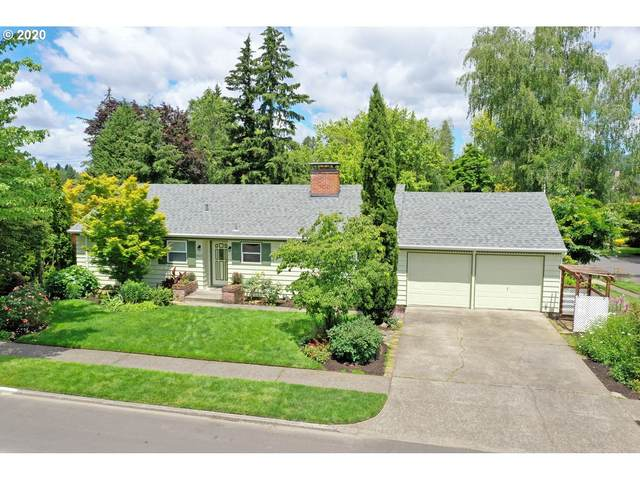 9325 SW Aspen St, Beaverton, OR 97005 (MLS #20521679) :: Next Home Realty Connection