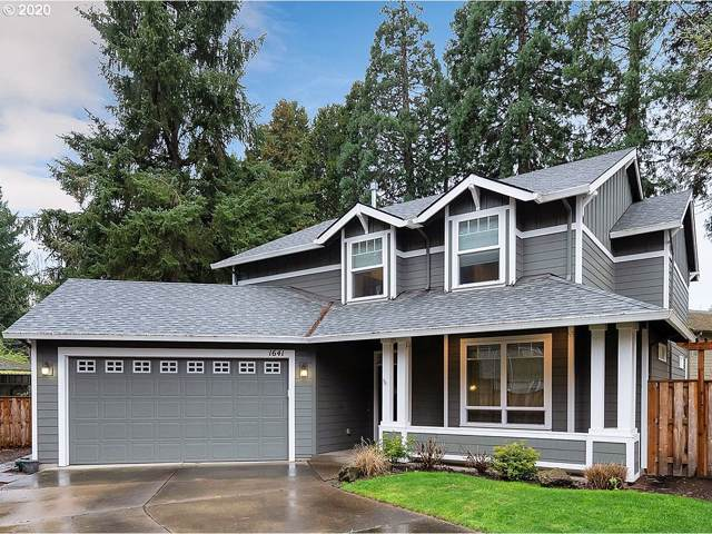1641 SW Sahnow Dr, Beaverton, OR 97003 (MLS #20521688) :: Next Home Realty Connection