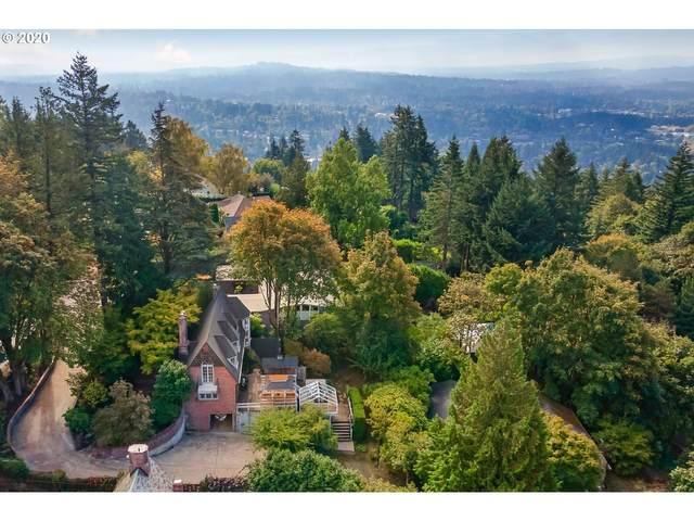 4469 SW Greenleaf Dr, Portland, OR 97221 (MLS #20521912) :: Holdhusen Real Estate Group