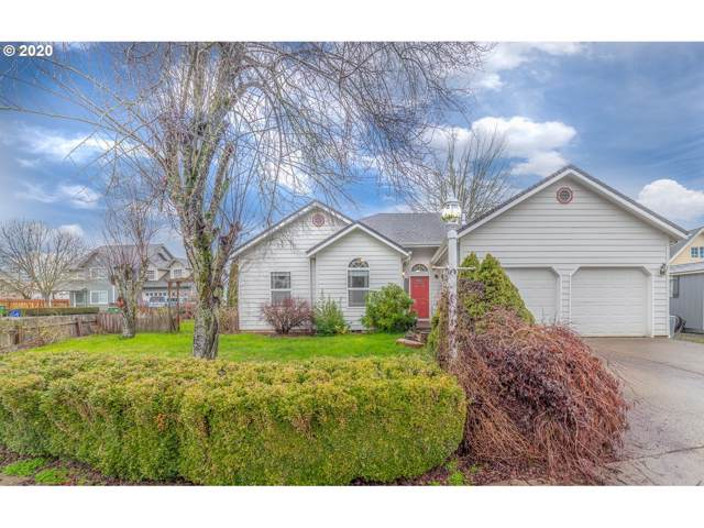 1160 Edgewater Ln, Cottage Grove, OR 97424 (MLS #20522282) :: Song Real Estate