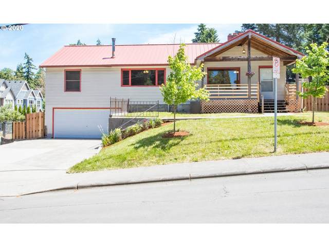 1270 NW 102ND Ave, Portland, OR 97229 (MLS #20522599) :: Cano Real Estate